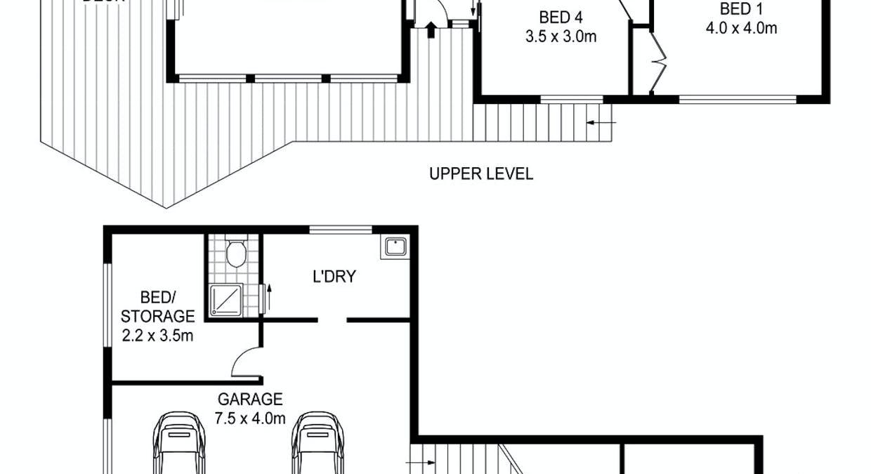 5 Riverside Drive, Riverside, TAS, 7250 - Floorplan 1