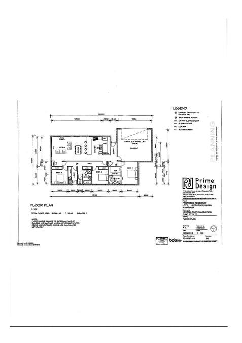 111 - 141 Prossers Rd, Nunamara, TAS, 7259 - Floorplan 1