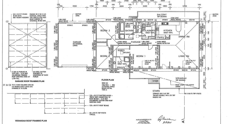 10 Barclay Place, Mowbray, TAS, 7248 - Floorplan 1