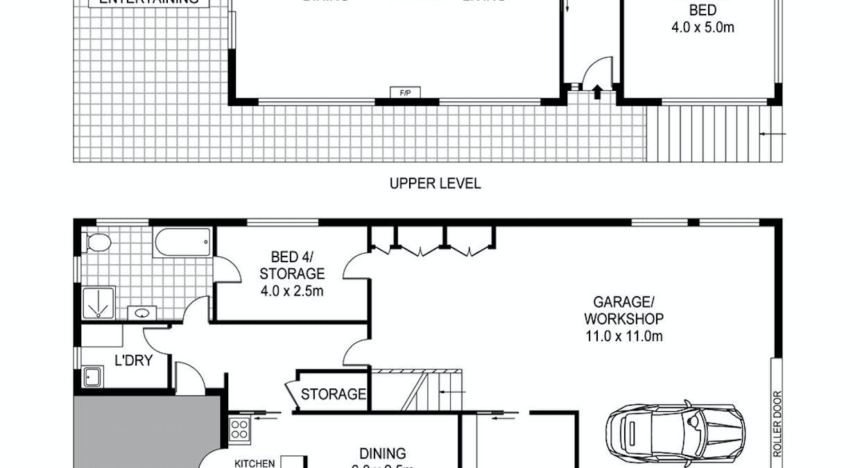 5 Talune Street, Youngtown, TAS, 7249 - Floorplan 1