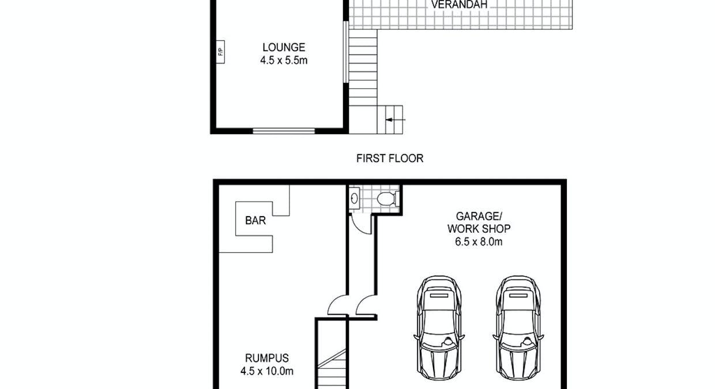 37 Station Road, St Leonards, TAS, 7250 - Floorplan 1
