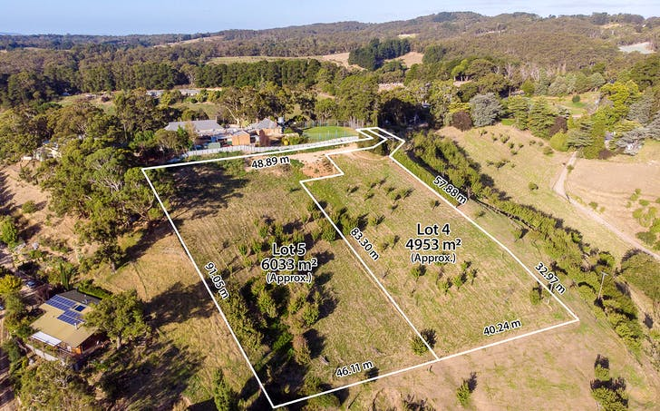 A 4 and 5, 70 C Crescent Drive, Norton Summit, SA, 5136 - Image 1