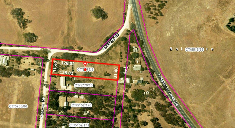 Lot 123 Johnston Road, Willyaroo, SA, 5255 - Floorplan 1