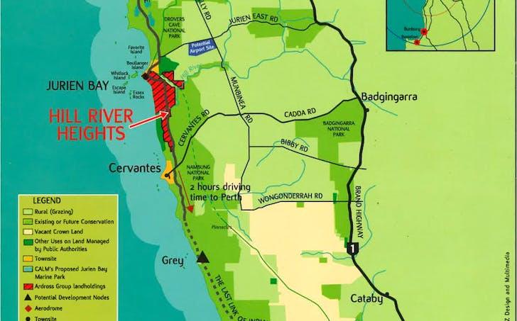 Lot 37 Hill River View, Jurien Bay, WA, 6516 - Image 1