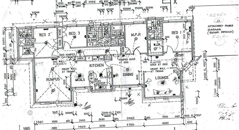 11 Page Court, Wodonga, VIC, 3690 - Floorplan 1