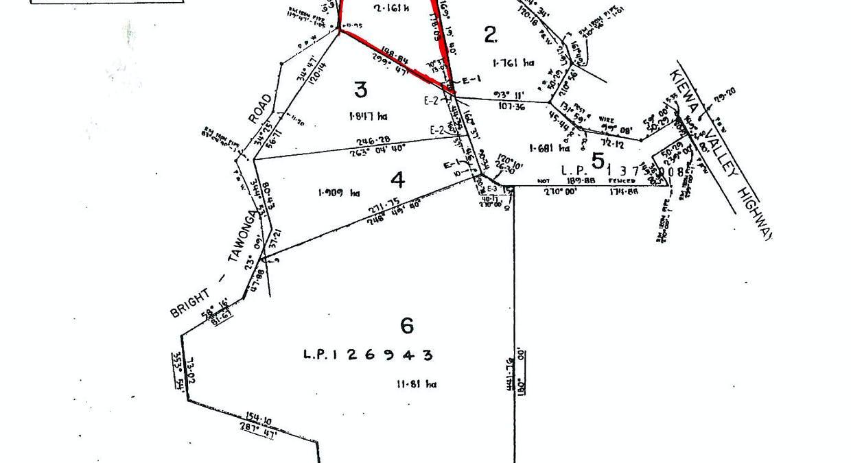 1 Sunrise Lane, Tawonga South, VIC, 3698 - Floorplan 1