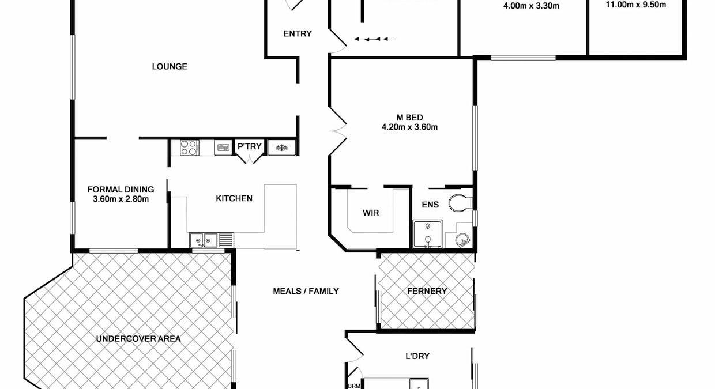 32 Whernside Drive, Wodonga, VIC, 3690 - Floorplan 1