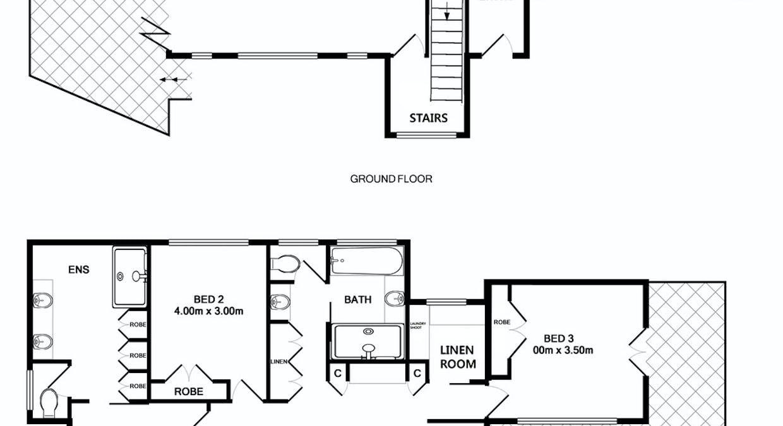 28b Park Lane, Wodonga, VIC, 3690 - Floorplan 1