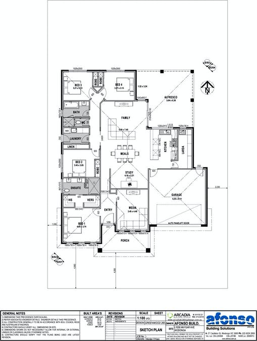 48 Maygar Avenue, Wodonga, VIC, 3690 - Floorplan 1