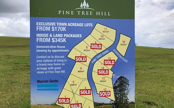 LOT 8 Pine Tree Drive, Winya, QLD, 4515 - Image 1