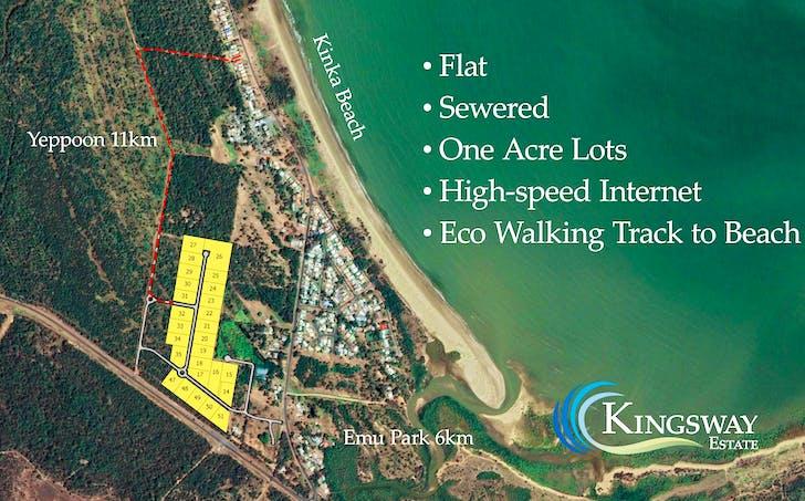 Lot 31 Scenic Highway, Kinka Beach, QLD, 4703 - Image 1