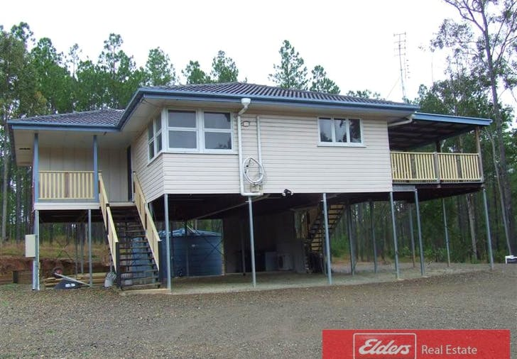 Lot 307 Arborseven Road, Glenwood, QLD, 4570