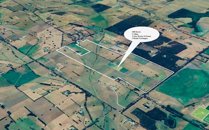 244 acres Williamsons Road, Nilma North, VIC, 3821 - Image 1