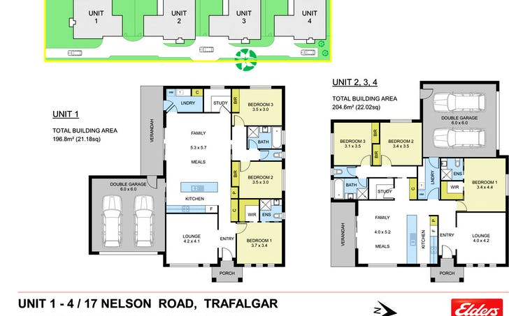 1-4 /17 Nelson Road, Trafalgar, VIC, 3824 - Image 1