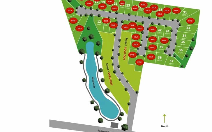 LOT 23 Bentley Park Estate, Neerim South, VIC, 3831 - Image 1
