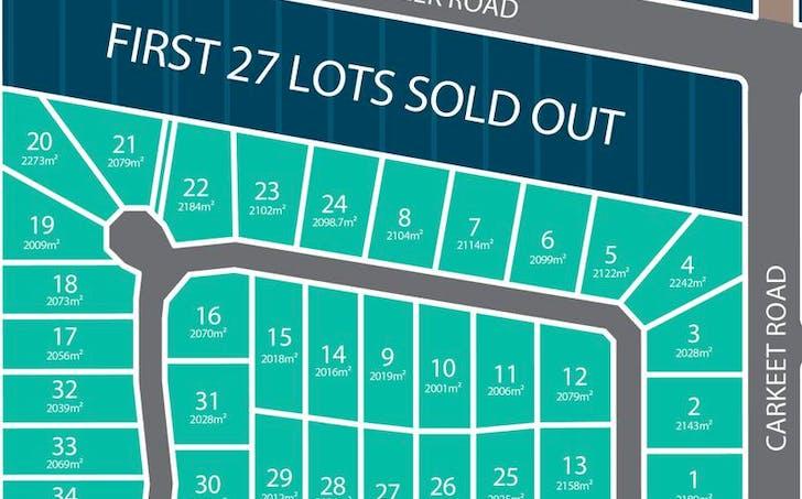 Lot 12 Carkeet Road, Toogoom, QLD, 4655 - Image 1