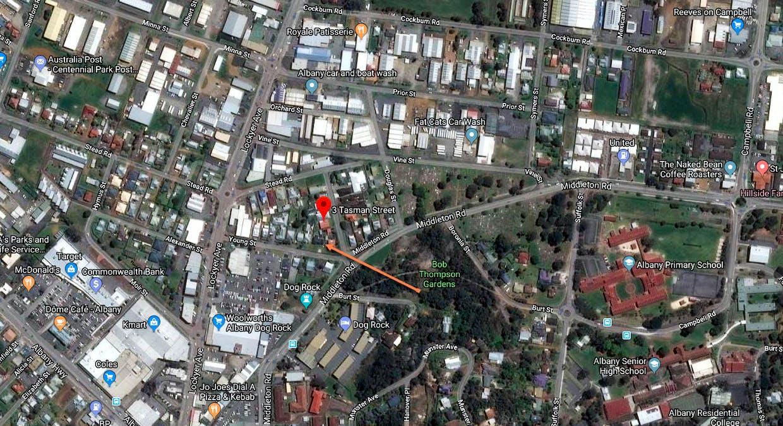 3 Tasman Street, Centennial Park, WA, 6330 - Floorplan 1