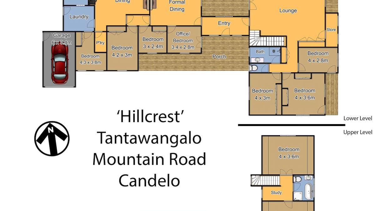 96 Tantawangalo Mtn Rd, Candelo, NSW, 2550 - Floorplan 1