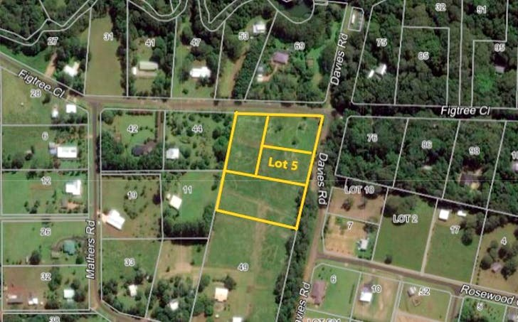 Lot 5 Davies Road, Malanda, QLD, 4885 - Image 1