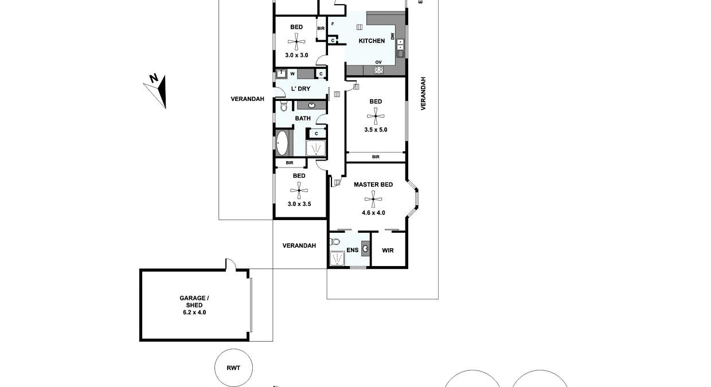 89 Mattiske Road, Tanunda, SA, 5352 - Floorplan 1
