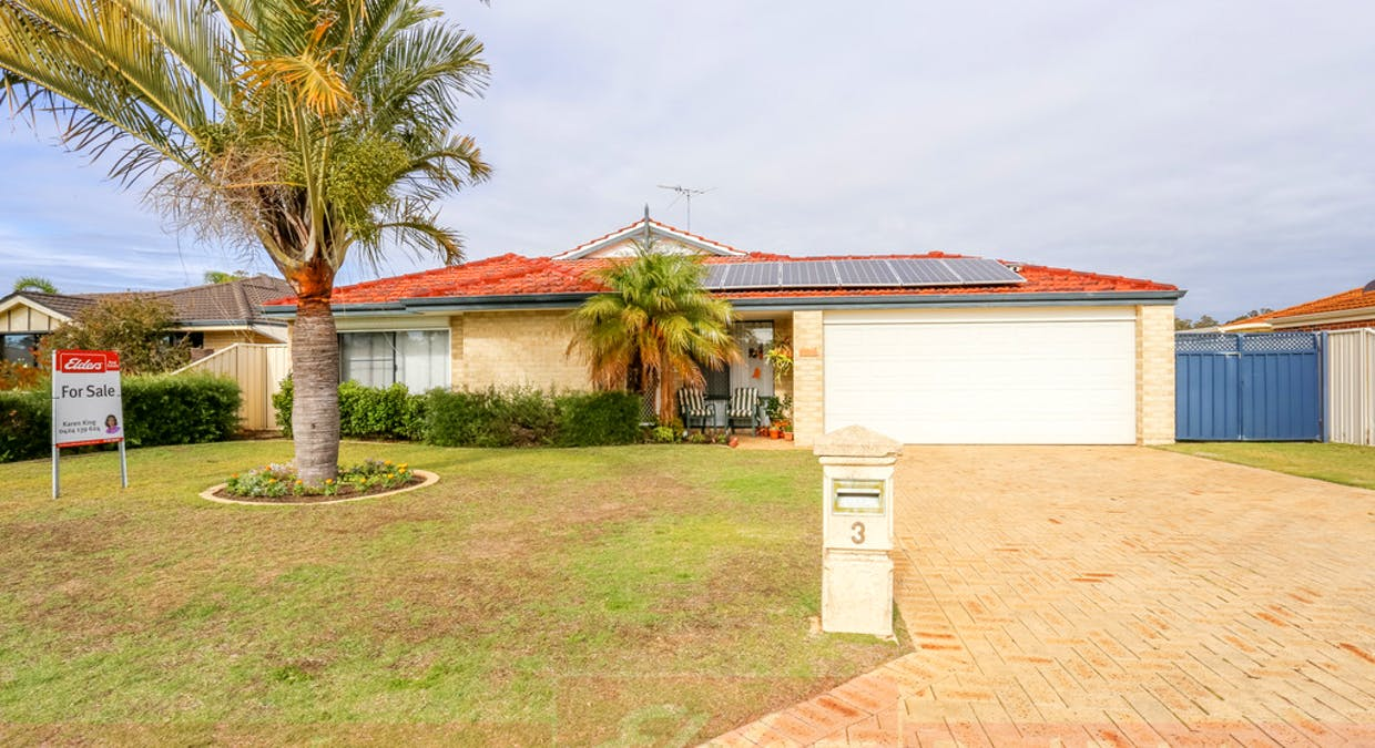 3 Darwin Way, College Grove, WA, 6230 - Image 1