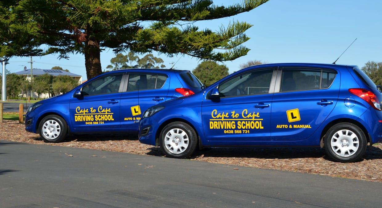 1 Cape To Cape Driving School, Busselton, WA, 6280 - Image 1