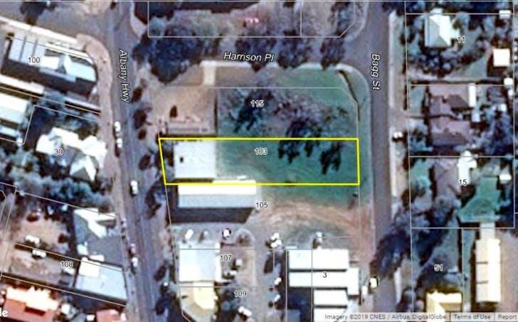 1 and 3/ 103 Albany Hwy, Kojonup, Kojonup, WA, 6395 - Image 1