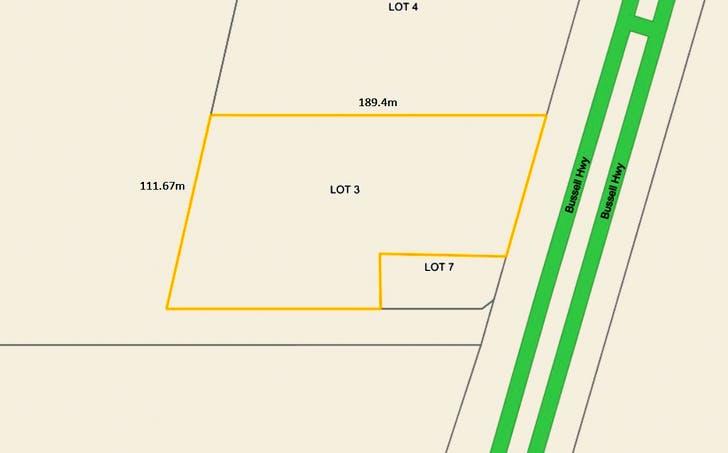 Lot 3 Bussell Highway, Usher, WA, 6230 - Image 1