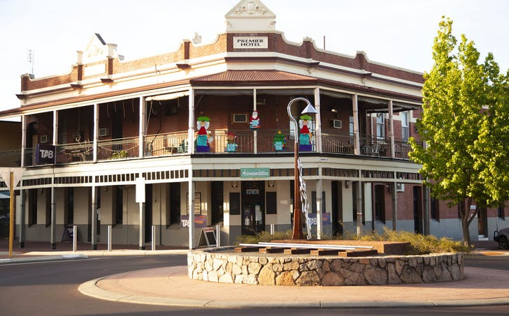 1 Premier Hotel -  86 Forrest Street, Collie, WA, 6225 - Image 1