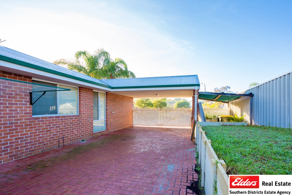 36 Chapple Drive, Australind, WA, 6233 – Sold | Elders Real Estate